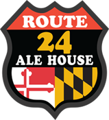 Route 24 Ale House Logo