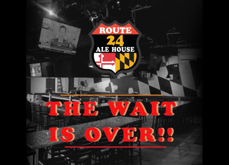 The Wait is Over, Route 24 Ale House is open for business!